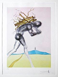 "Dali, Salvador,   Spanish (1904-1989), ""The Twelve Tribes of Israel"" , M&L 618-630; F-72-6"