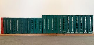 Gordon'S Print Annual,   ,A set (lacking 1999) from 1978, the first year of issue, to 2003,