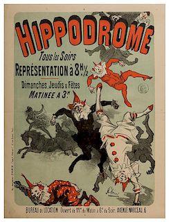 Hippodrome/Clowns.