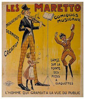 Les Maretto.