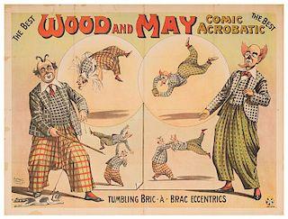 Wood and May. Tumbling Bric-a-Brac Eccentrics.
