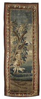 Aubusson Tapestry Panel