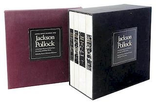 Jackson Pollock Catalogue Raisonne