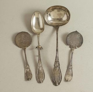Tiffany & Co Sterling Silver Serving Pieces