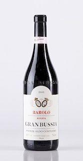 Barolo Granbussia Riserva 2001, Aldo Conterno