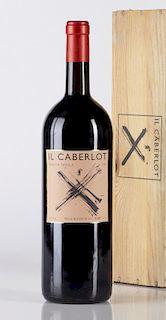 Il Caberlot X 1996, Podere il Carnasciale