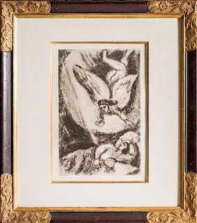 Chagall, The Vision of Solomon