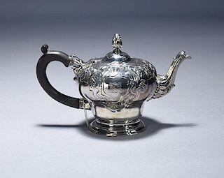 Sterling Teapot