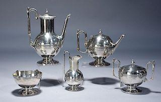 Gorham Coffee & Tea Set