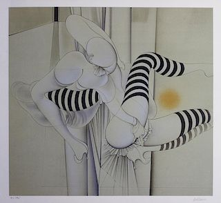 Hans Bellmer Lot of Two (1902-1975)