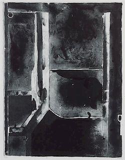 Richard Diebenkorn, (American, 1922-1993), Serge, 1984 (published 1986)
