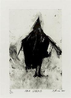 Richard Serra, (American, b. 1939), Abu Ghraib, 2004