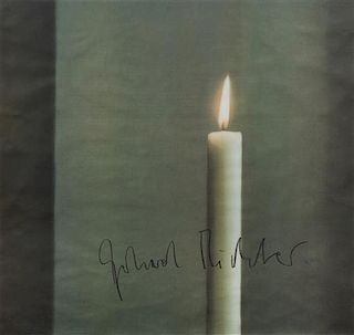 Gerhard Richter, (German, b. 1932), Kerze I, 1988