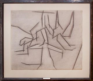 DAVID BOMBERG (1890-1957): ZIN