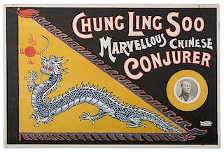 Chung Ling Soo. The Marvelous Chinese Conjurer.