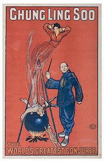 Chung Ling Soo. The World's Greatest Conjurer.