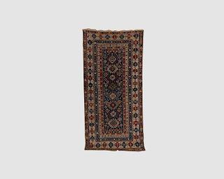 Caucasian Rug, late 19th century