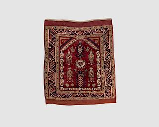 Turkish Village Prayer Rug, late 19th century