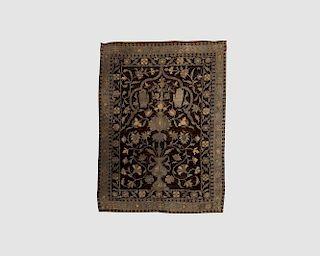 Silk and Metallic Thread Prayer Textile, Persia, 18th/19th century