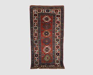 Kazak Rug, Caucasus, late 19th century