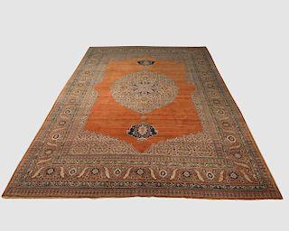 Fine Tabriz Carpet, Haji Jalil, Persia, late 19th century
