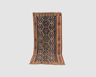 Turkish Kilim, mid 19th century