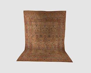 Kirman Carpet, Persia, ca. 1890