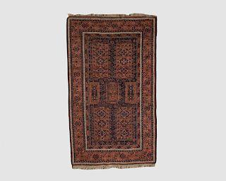 Belouch Rug, Afghanistan, ca. 1900