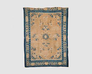 Chinese Rug, ca. 1800