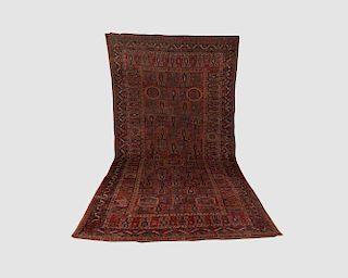 Ersari Beshir Carpet, Turkestan, ca. 1875