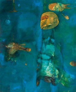 Felipe Orlando ( Cuban / Mexican 1911-2001) Latin Modern