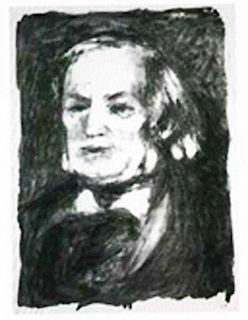 "Hrh Charles, Prince Of Wales,  English b. 1948,""Richard Wagner"","