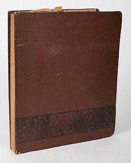 Matthew J. Connelly's Harry Truman Scrapbook.