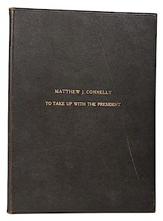 Matthew J. Connelly Documents Portfolio.
