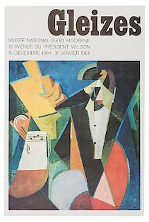 French Art Exhibition Posters. Lot of 20 Posters.