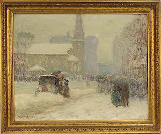 ARTHUR CLIFTON GOODWIN (American, 1864-1929)