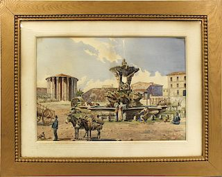 ROBERTO GIGLI (Italian, 1846-1922)