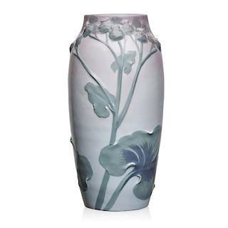 RORSTRAND Vase with thistle
