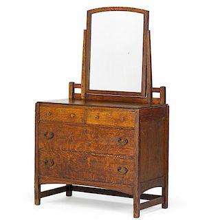 LIMBERT Dresser with mirror