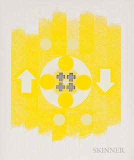 Various Artists:  The Portfolio X + X (Ten Works by Ten Painters)