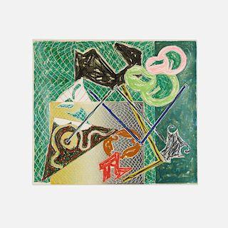 Frank Stella, Shards V