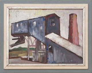 THOMAS WEEKS BARRETT JR. (1902-1947): FACTORY