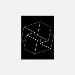 Josef Albers, Untitled