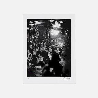 Brassai (Gyula Halasz), Soiree de gala, Chez Maxim's, Paris
