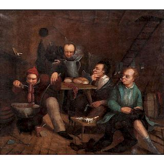 David Gilmour Blythe (American, 1815-1865)