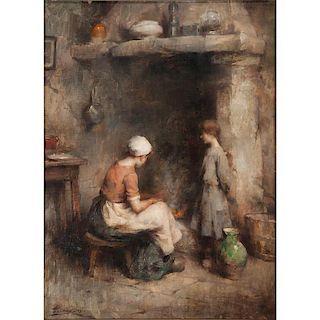 Adrien Henri Tanoux (French, 1865-1923)
