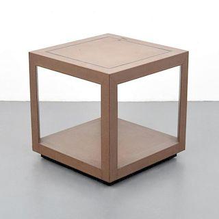 Side/End Table, Manner of Karl Springer