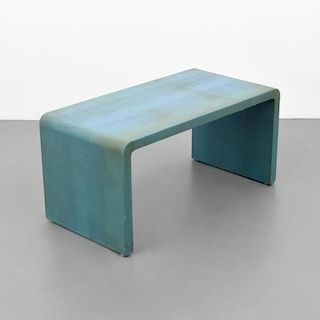Coffee/Occasional Table Attributed to Karl Springer