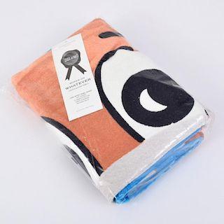Jeff Koons MONKEY TRAIN Towel