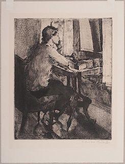 Henriette Amiard Oberteuffer (American, 1878-1962)